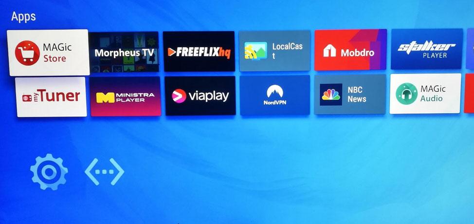 Sådan får du adgang til mere underholdning • MORE TV