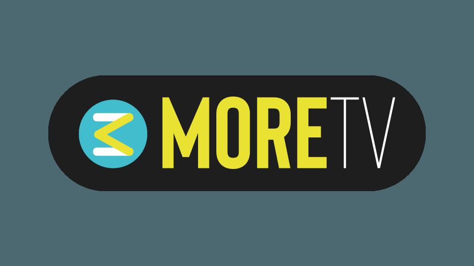 MORE TV - logo. Billig TV-pakke